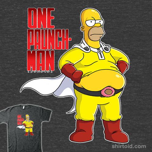 One Paunch Man!!!
