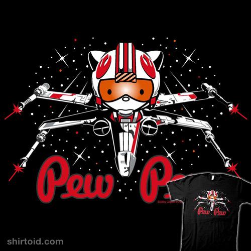 Pew Pew Kitty
