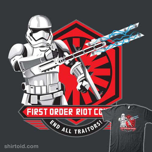 Riot Control Stormtrooper