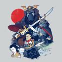 Samurai Wars Boshido
