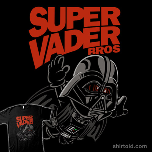 Super Vader Bros