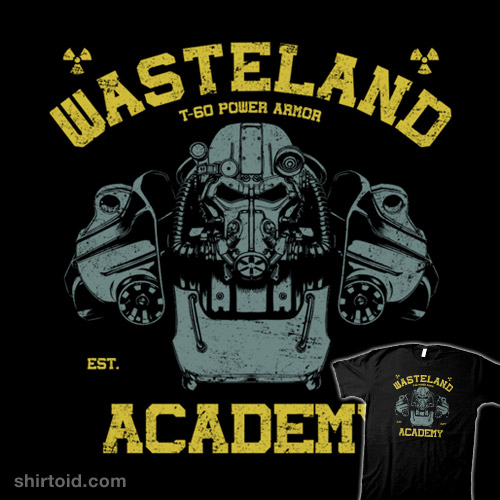 Wasteland Academy