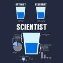Pessimist realist physicist optimist The 74+