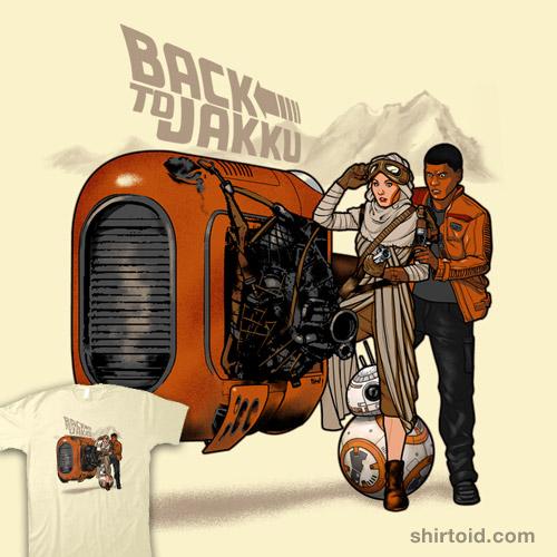 Back to Jakku