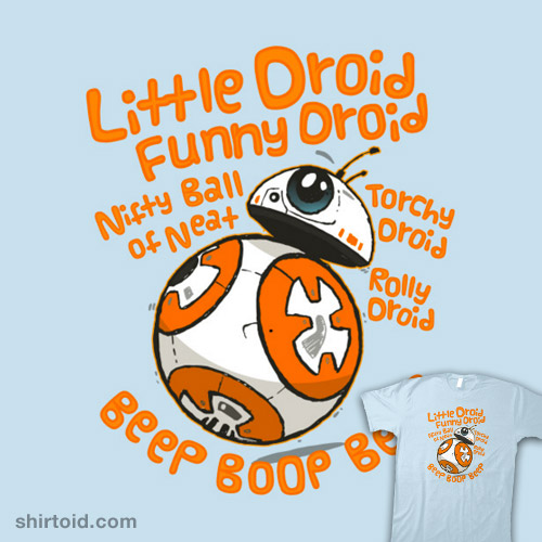 Litte Droid, Funny Droid