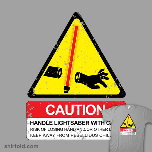 CAUTION: Handle With Care