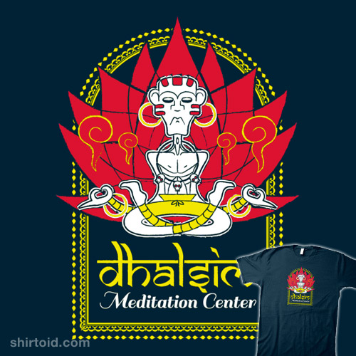 Dhalsim Meditation Center