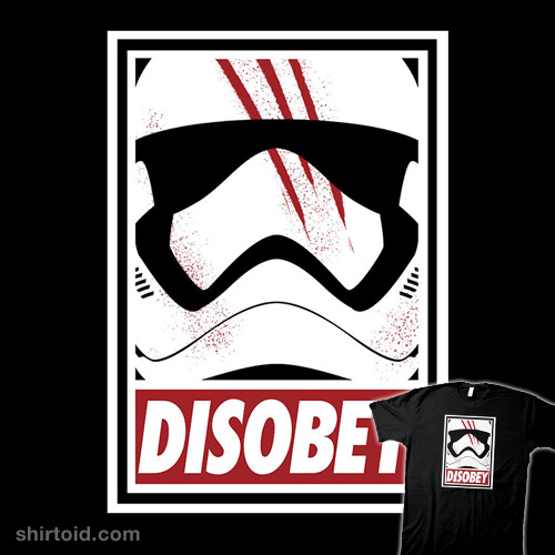 Disobey The Order