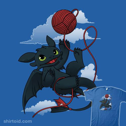 Dragons Just Wanna Have Fun