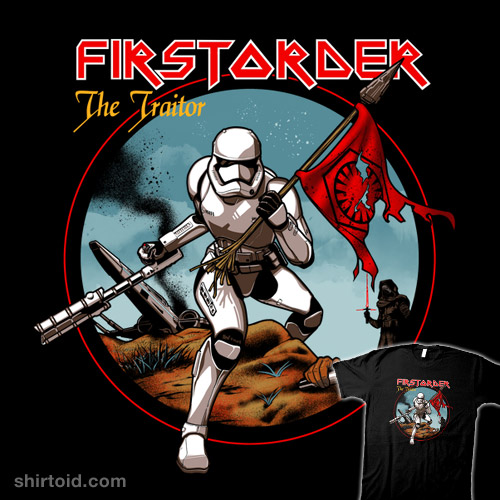 First Order: The Traitor