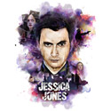 Jessica Jones - Kilgrave Watercolor