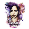 Jessica Jones Watercolor