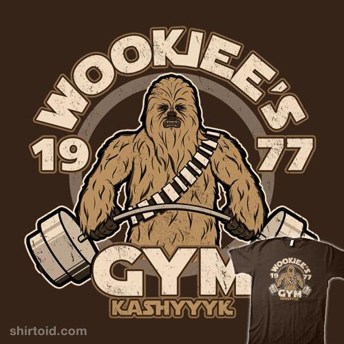 Kashyyk Gym