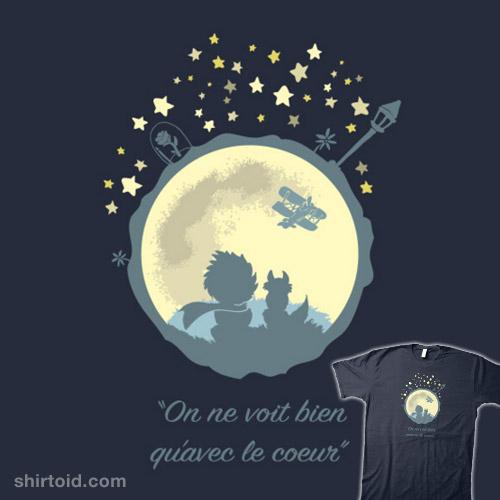 Le Petit Prince   Shirtoid