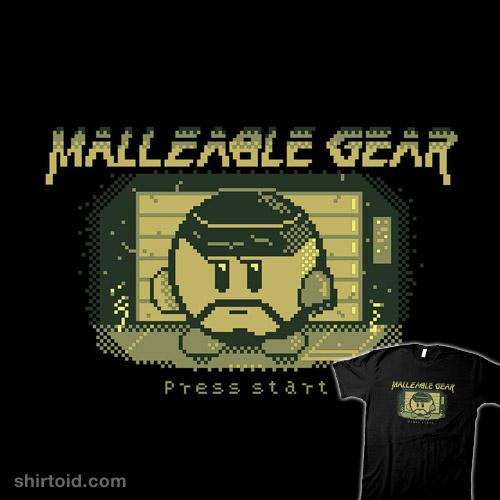 Malleable Gear