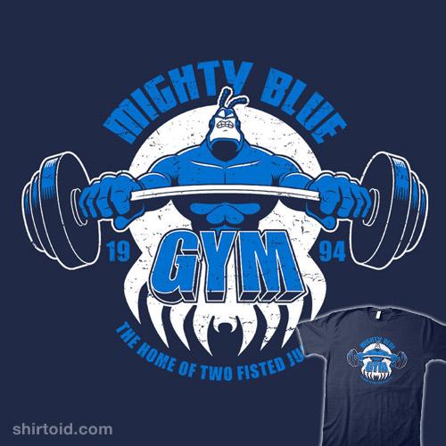 Mighty Blue Gym