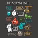New Year Optimism