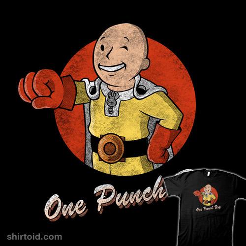 One Punch Boy