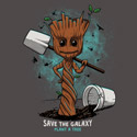 Plant a Tree, Save the Galaxy
