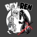 Rey vs. Ren