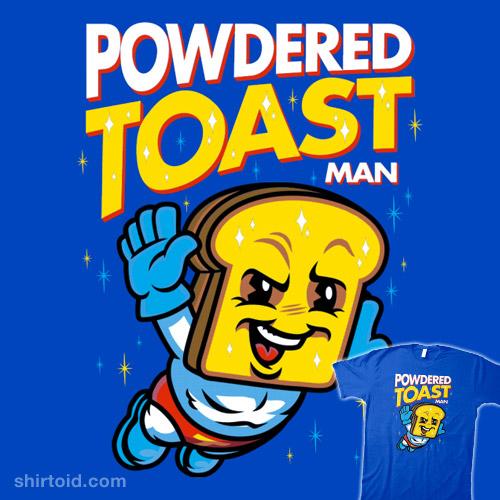 Super Toast Man