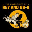 The Adventures of Rey and BB-8
