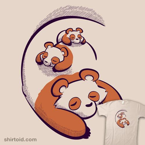The Pandas Are Sleeping