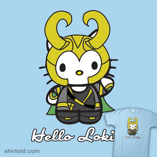 Hello Lokitty