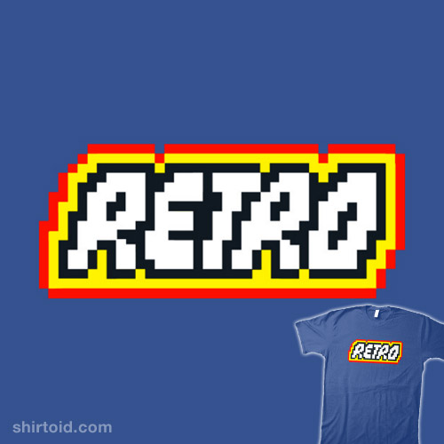 Retro | 8-Bit 80s Geek