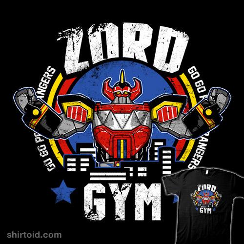 Zord Gym
