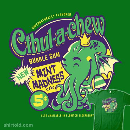 Cthul-a-Chew
