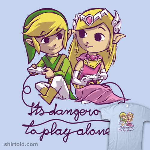 Dangerous to Play Alone
