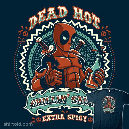 Dead Hot Chillin' Sauce