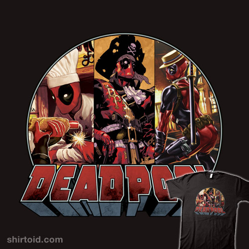 Deadpool in Disguise