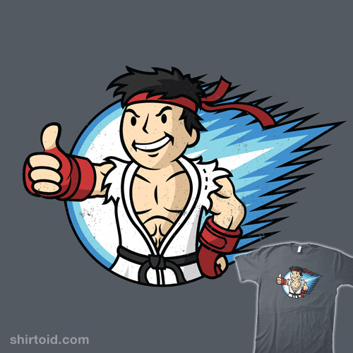 Fighter Boy!