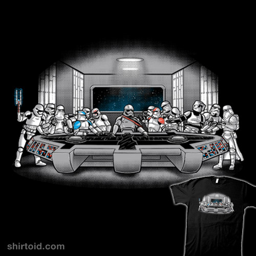 First Order's Last Supper