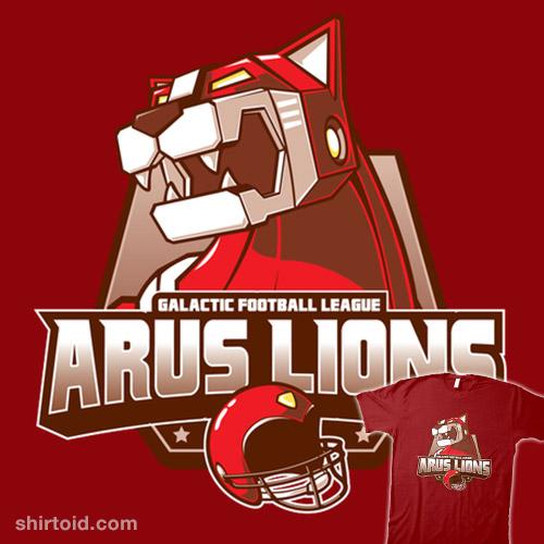 Go, Lion Football Team!