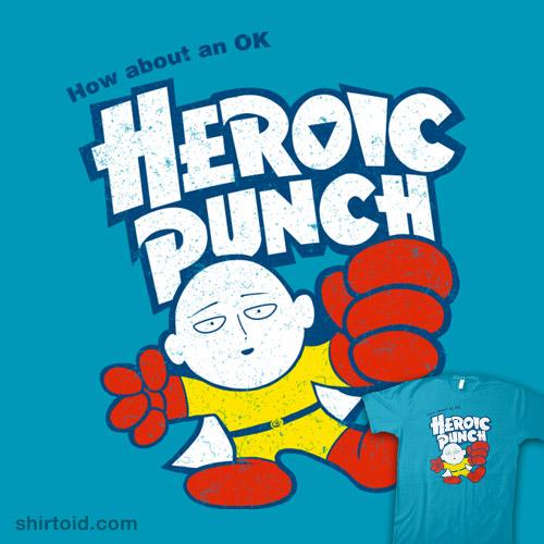 Heroic Punch