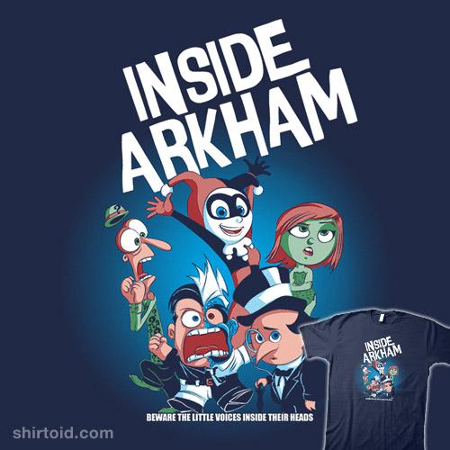 Inside Arkham