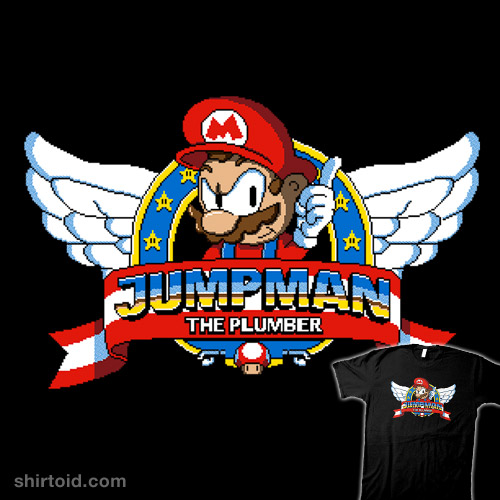 Jumpman the Plumber