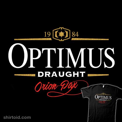 Optimus Draught