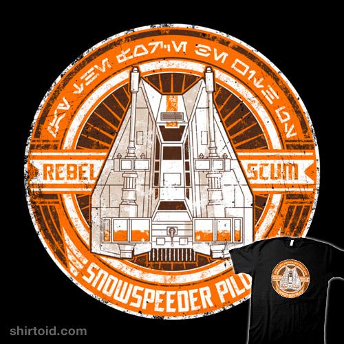 Rebel Scum – Speeder