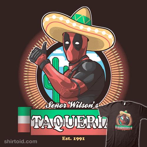 Señor Wilson's Taqueria