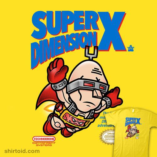 Super Dimension X