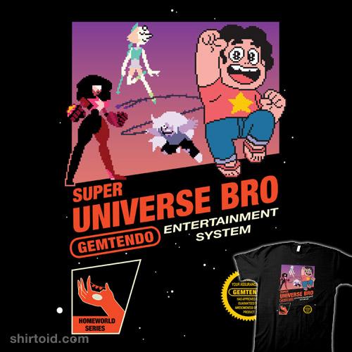 Super Universe Bro