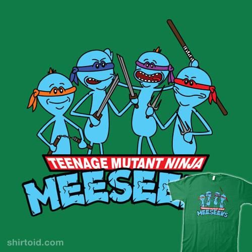 Teenage Mutant Ninja Meeseeks