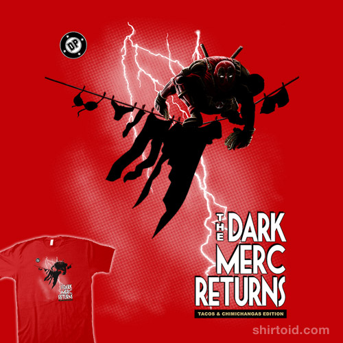 The Dark Merc Returns