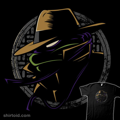Undercover Ninja Donnie