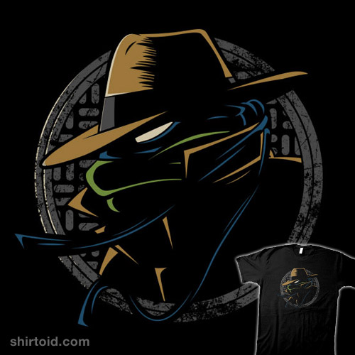 Undercover Ninja Leo