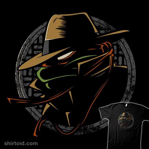 Undercover Ninja Mikey